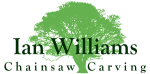 Ian Williams Chainsaw Carving Logo